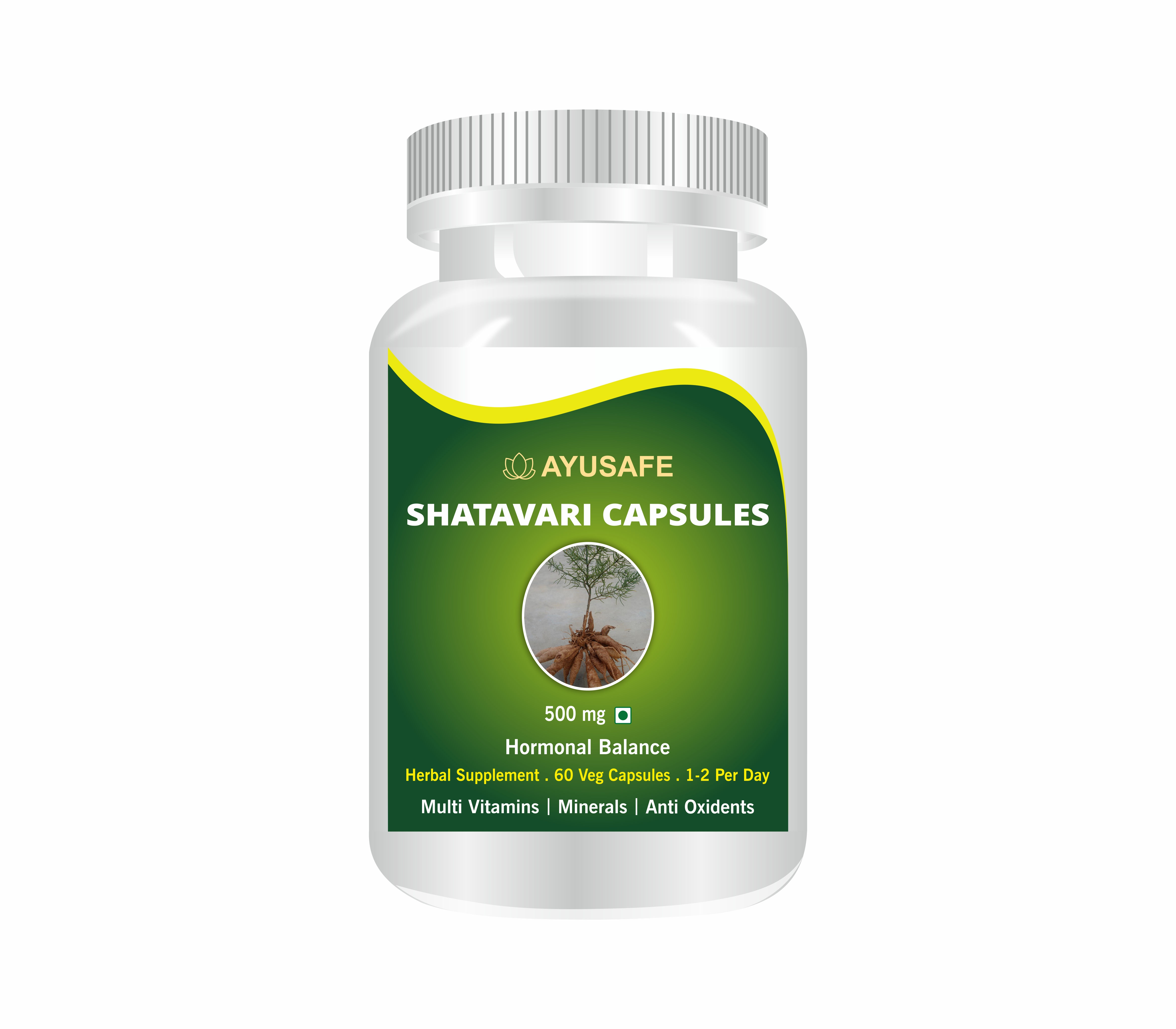 Organic Shatavari Capsule