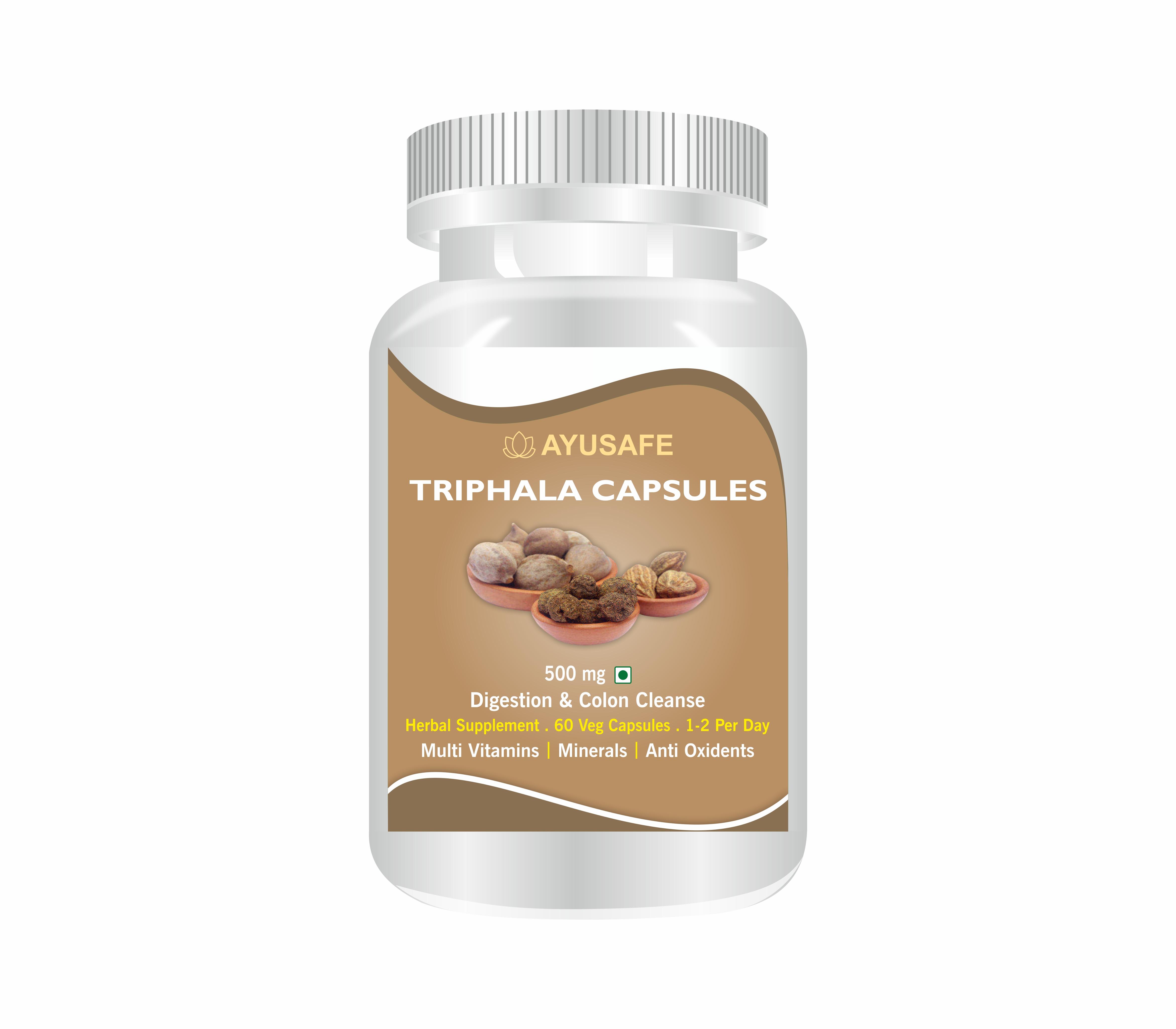 Organic  Triphala Capsule